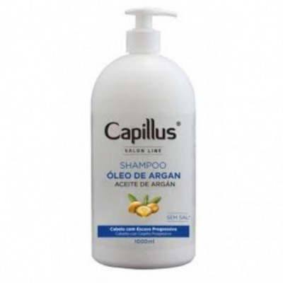 CAPILLUS SHAMPOO ÓLEO DE...