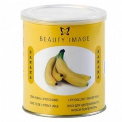 BEAUTY IMAGE LATA BANANA 800GR