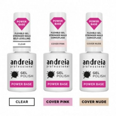 ANDREIA POWER BASE CLEAR -...