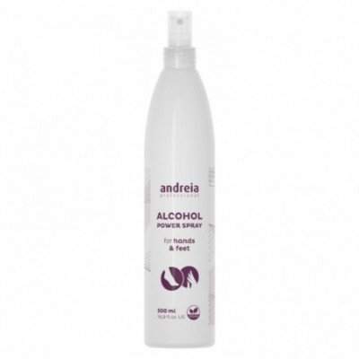 ANDREIA ALCOHOL POWER SPRAY...
