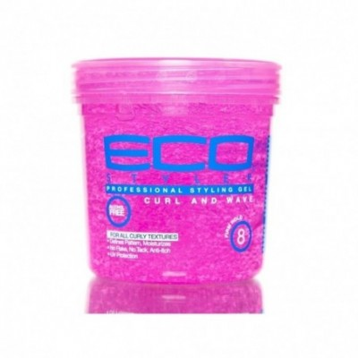 ECO STYLER CURL & WAVE PINK...
