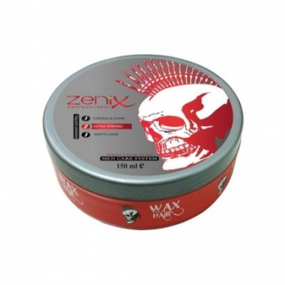 ZENIX HAIR WAX EXTRA STRONG...
