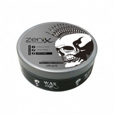 ZENIX HAIR WAX MATTE 150ML
