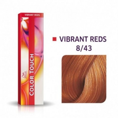 COLOR TOUCH 8/43 - 60ML